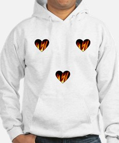 I Love A Firefighte... Hoodie