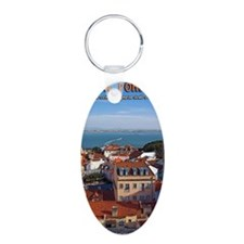 Lisbon Boat Keychains