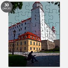 Bratislava Castle Puzzle