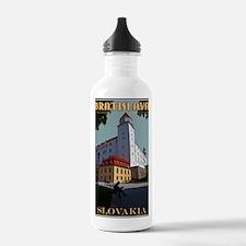 Bratislava Castle Water Bottle