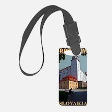 Bratislava Castle Luggage Tag