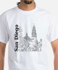 SanDiego_10x10_CaliforniaTower_SD Shirt