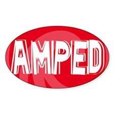 Amped38O Decal