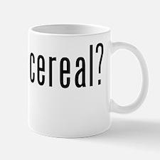 got rice cereal Mug
