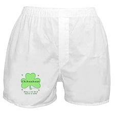 Chihuahua Heaven Boxer Shorts