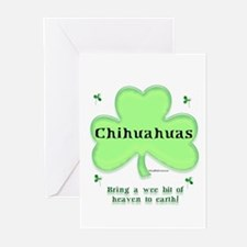 Chihuahua Heaven Greeting Cards (Pk of 10)