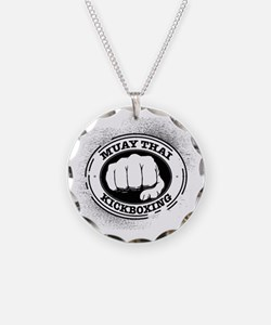 muay thai 3 Necklace
