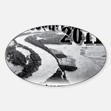 Missouri River 2011  Decal