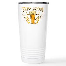 Das Boot Of Beer Travel Mug
