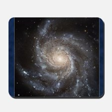 CD-TileBox-Spiral Galaxy M101 Mousepad