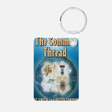The Common Thread Keychains