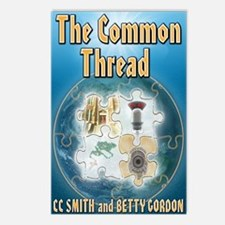 The Common Thread Postcards (Package of 8)
