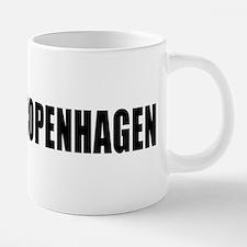 I Love Copenhagen, Denmark Mugs