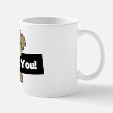 Labradoodle Thank You Mug