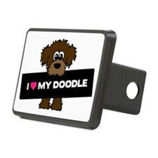 Love My Labradoodle Hitch Cover