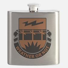 26th Signal Battalion Flask