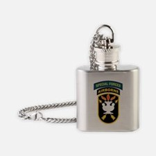 SWC Patch SF Tab Flask Necklace