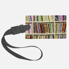 Fabric Store 007 Luggage Tag