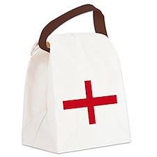 England-Multi_Dark Canvas Lunch Bag
