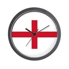England-Multi_Dark Wall Clock