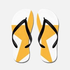 yellow-star-symbol Flip Flops