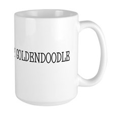 Goldendoodle Bumper Sticker Mug