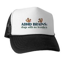 adhdbrainsdogs Trucker Hat