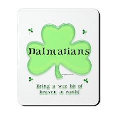 Dalmatian Heaven Mousepad