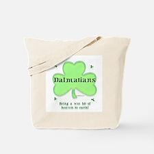 Dalmatian Heaven Tote Bag