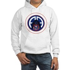 Panther v1_1st-505th - White Hoodie