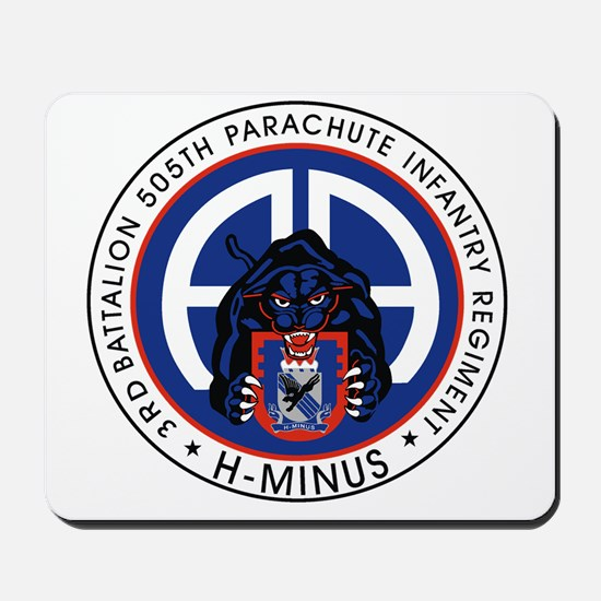 Panther v1_3rd-505th Mousepad