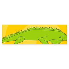 Iguana21 Bumper Sticker
