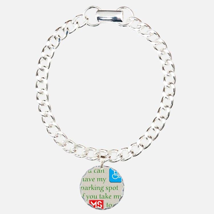 10 x 10 HandicapParking Bracelet