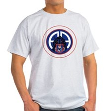 Panther v1_2nd-505th-White T-Shirt