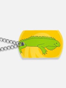 Iguana38O Dog Tags