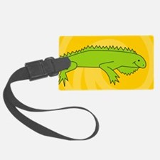 Iguana38O Luggage Tag