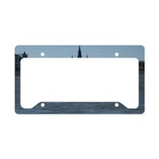 Saint Louis Cathedral License Plate Holder