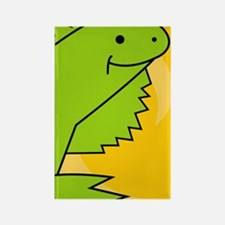 Iguana-iPhone3g Rectangle Magnet