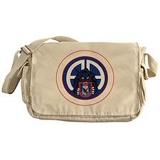 Panther v1_3rd-505th-White Messenger Bag
