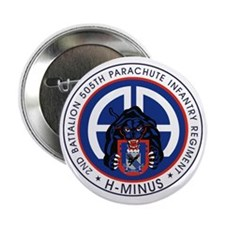 """Panther v1_2nd-505th 2.25"""" Button"""