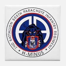 Panther v1_2nd-505th Tile Coaster