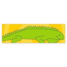 Iguana42 Bumper Sticker