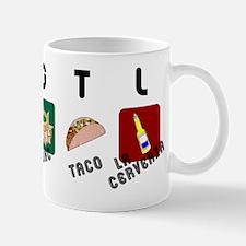 gtl-guac-taco-la-cerveza Mug