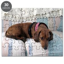 dog Note Card (NoteCardStore) Puzzle