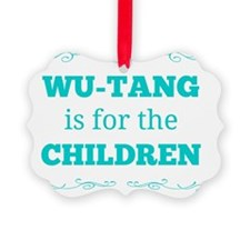 wutang Ornament