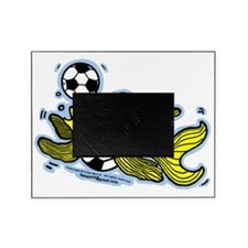 Football Fish Picture Frame