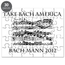 Bach Back-4 Puzzle
