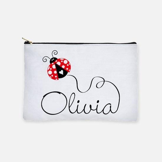 Ladybug Olivia Makeup Pouch