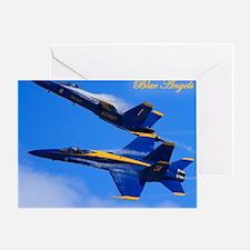 CP.Blues_142.14x10.resize.logo Greeting Card