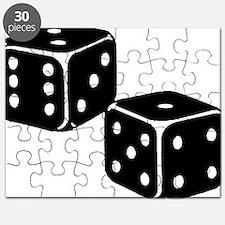 vintage dice Puzzle